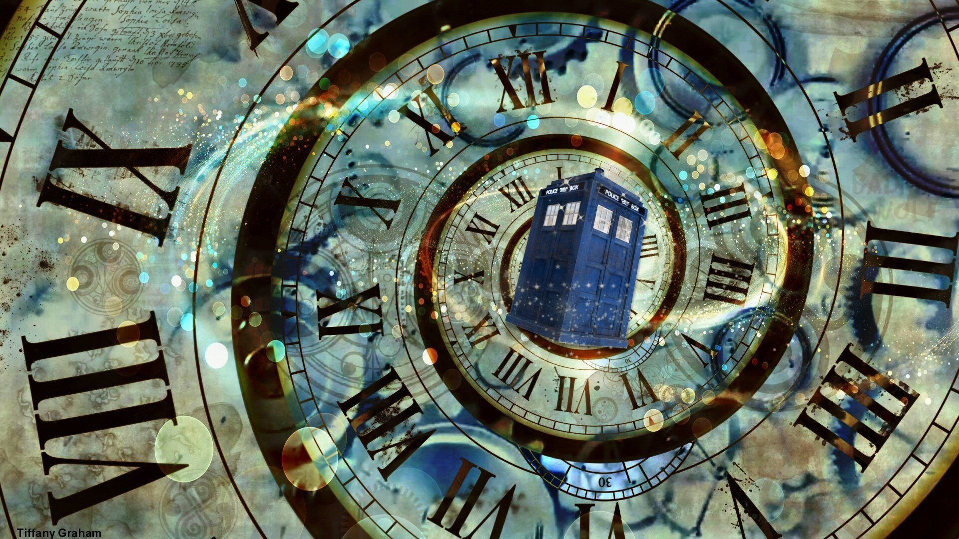 Res: 1920x1080,  Doctor Who Tardis Wallpaper in HQ Resolution