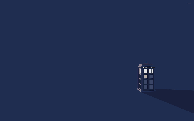 Res: 2880x1800, Tardis Police box - Doctor Who wallpaper  jpg