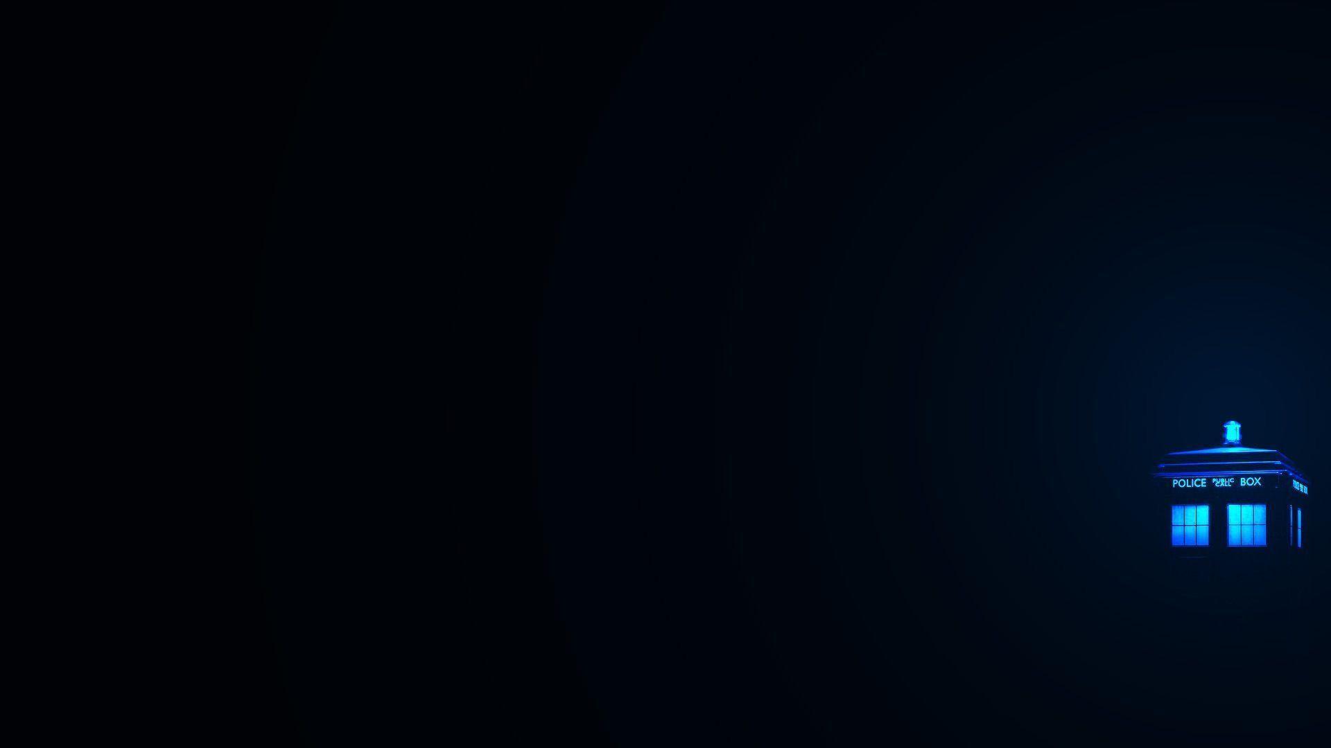 Res: 1920x1080, FeedForward / TARDIS Desktop Wallpaper