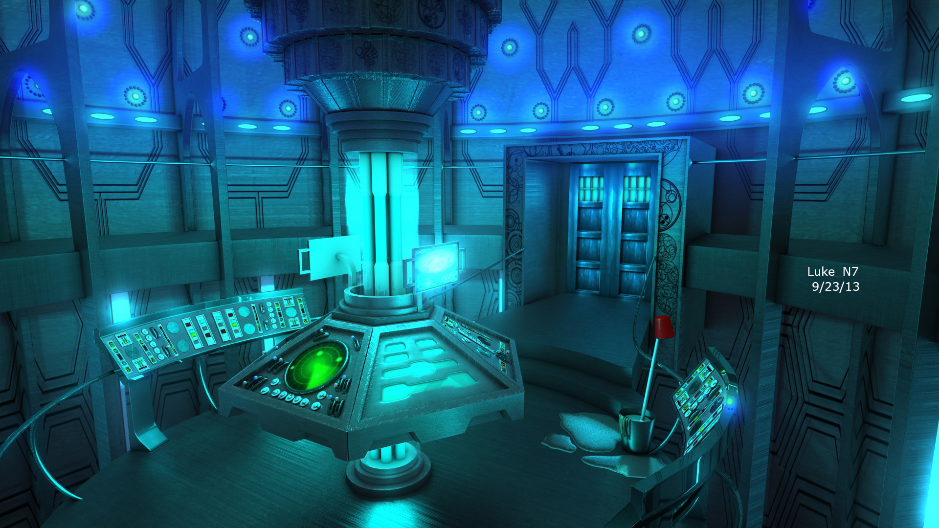 Res: 1920x1080, QQ99 Inside Of The Tardis Wallpaper, M.F. Backgrounds