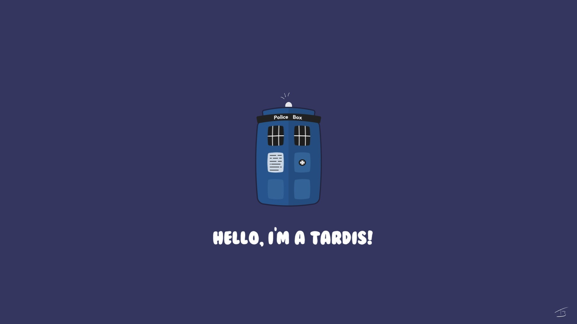 Res: 1920x1080,  Doctor Who, TARDIS Wallpaper HD