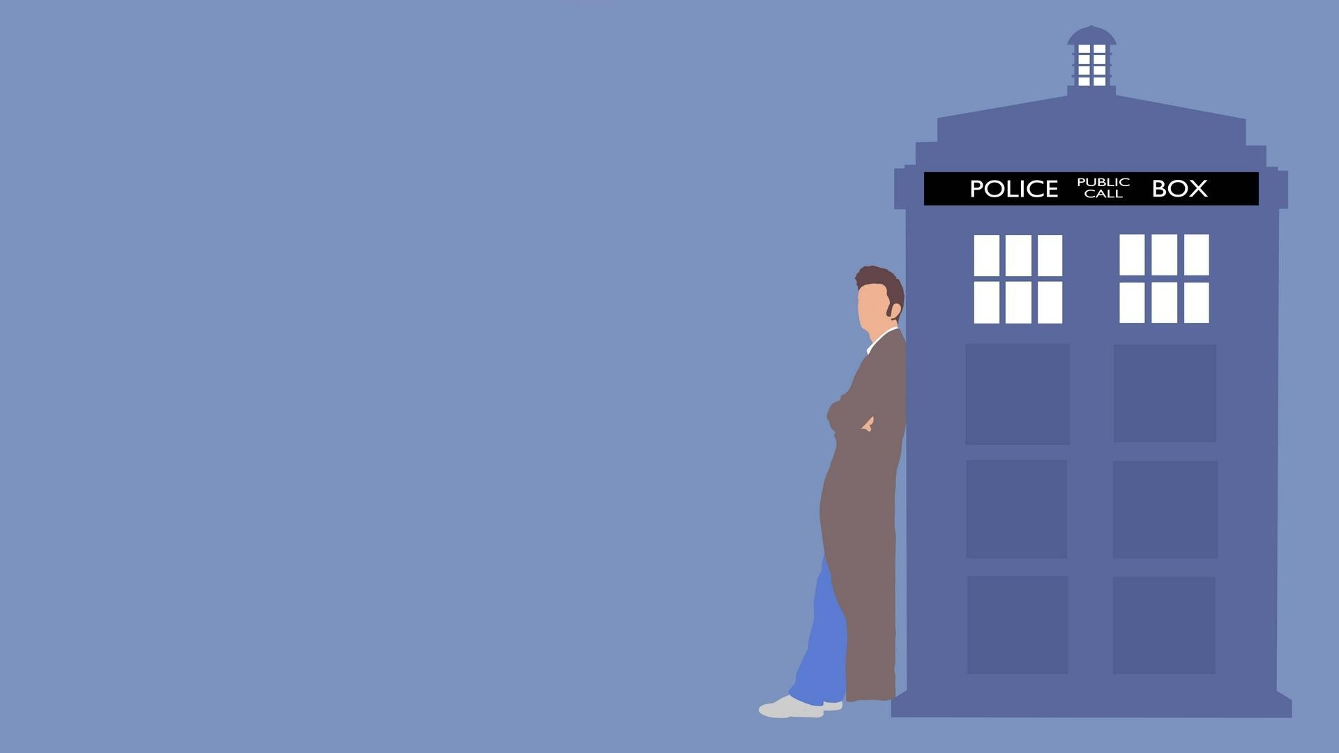 Res: 1920x1080, doctor who the doctor tardis tenth doctor wallpaper and background