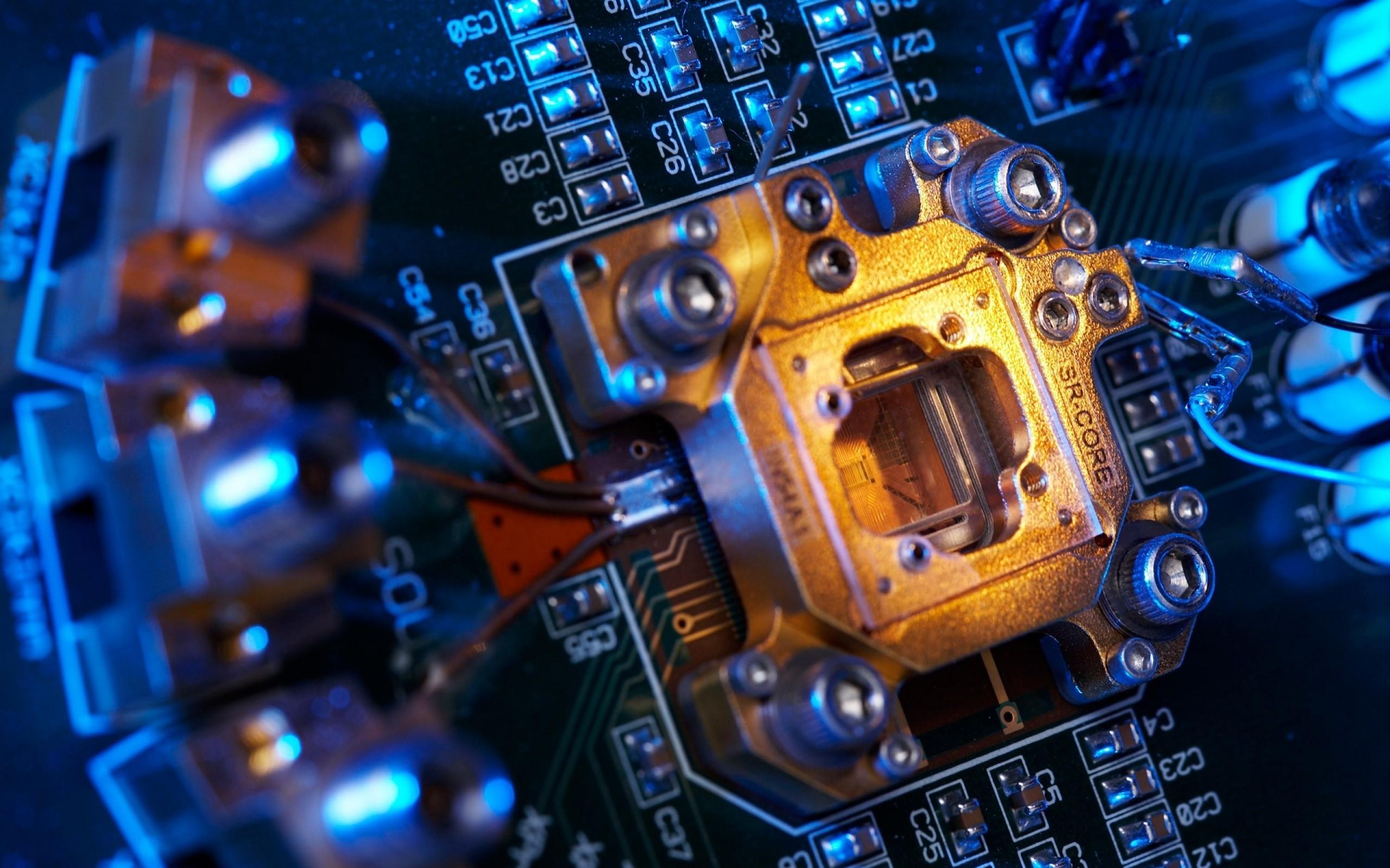 Res: 2560x1600, Technologie - Schaltung Wallpaper