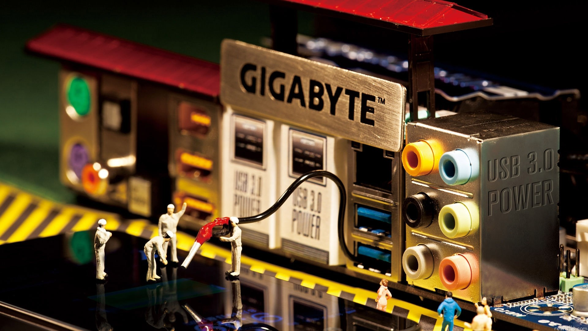 Res: 1920x1080, HD Wallpaper of Motherboard Gigabyte Wallpaper, Desktop Wallpaper  Motherboard Gigabyte Wallpaper