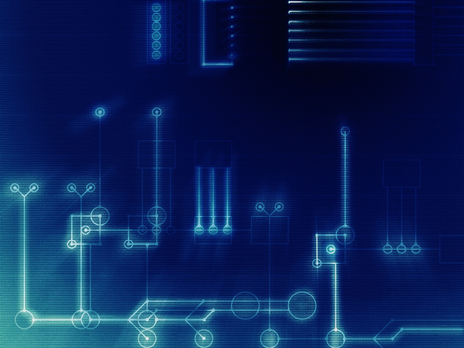 Res: 1920x1440, blue wallpaper motherboard