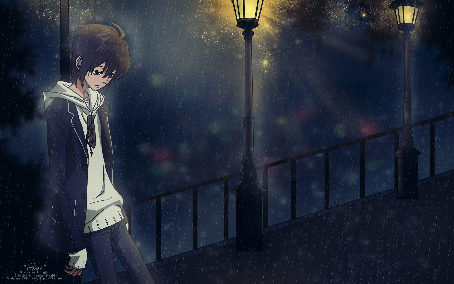 Res: 1920x1200, Sad Anime Wallpapers - Wallpaper Cave