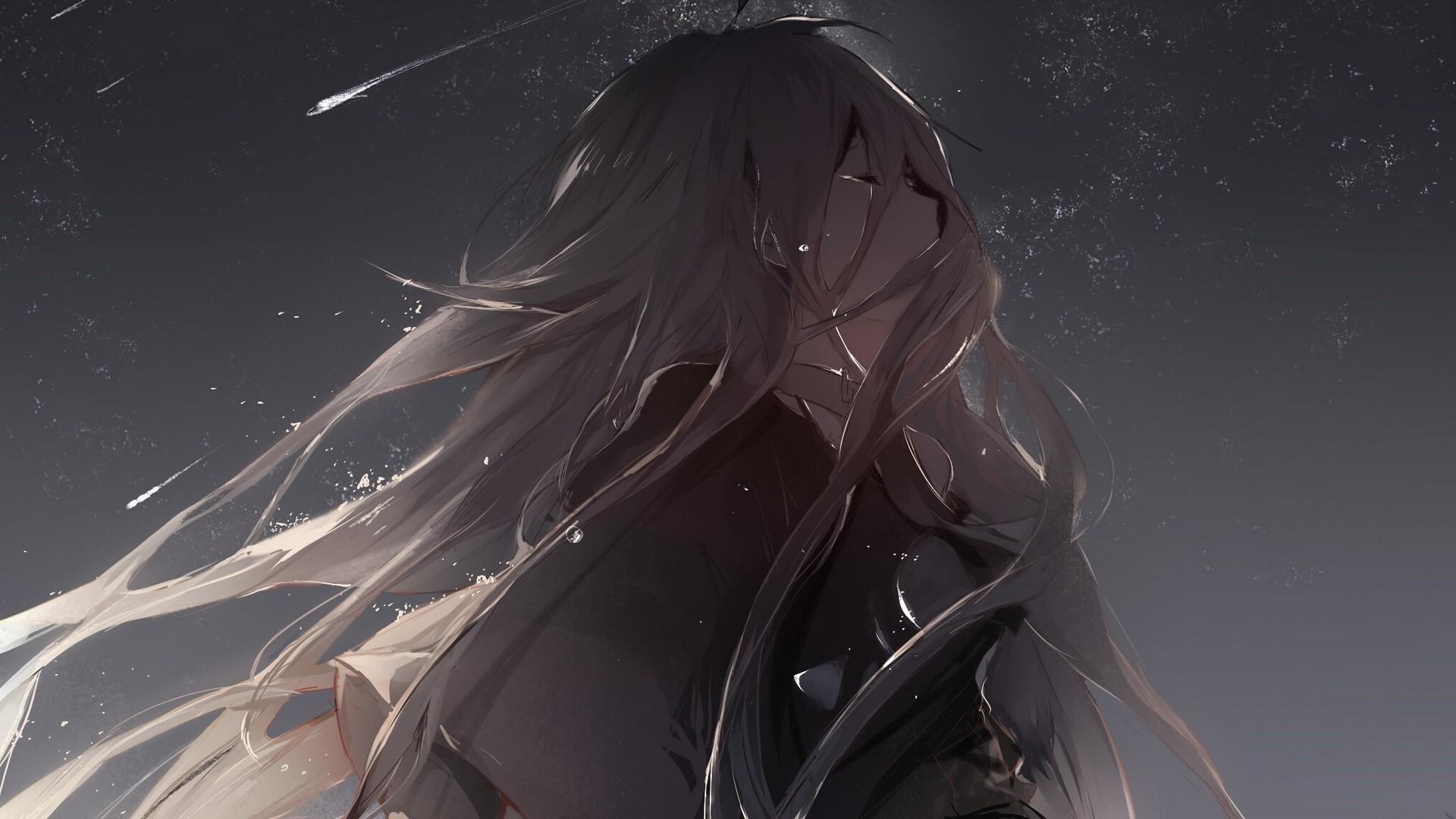 Sad Anime wallpapers - HD wallpaper Collections ...