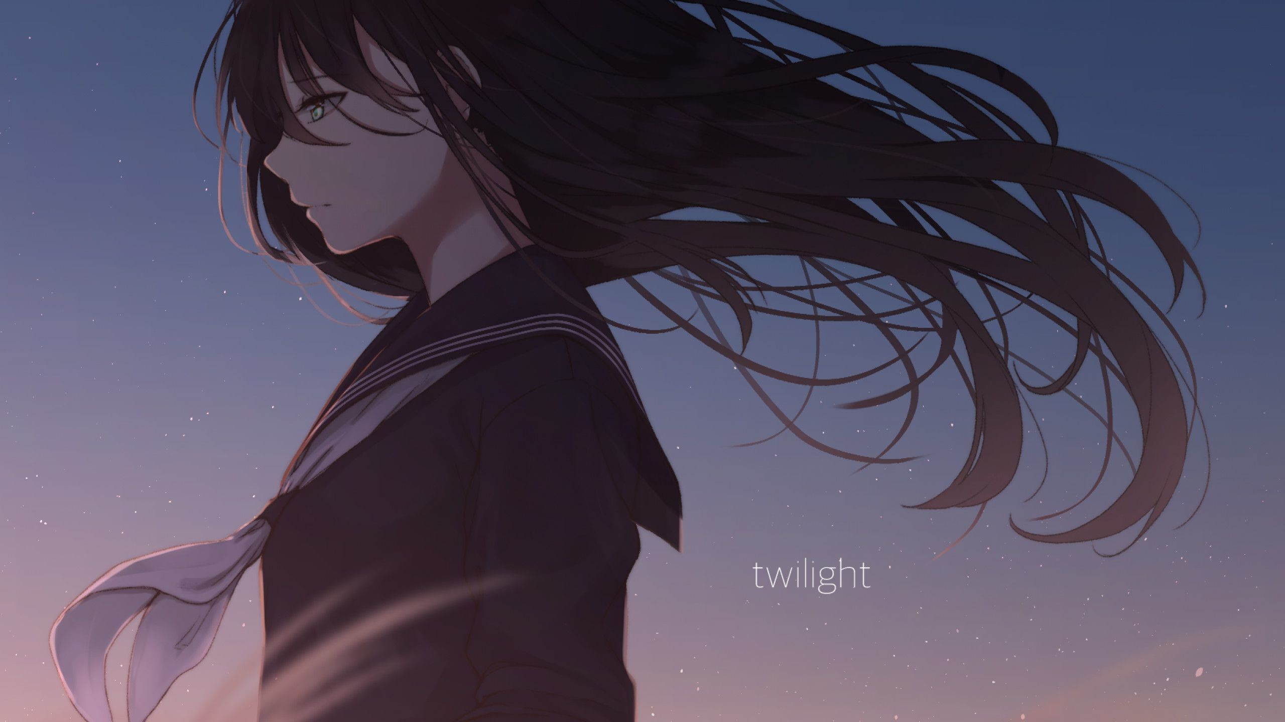 Res: 2560x1440, Sad Anime Wallpapers (78+ images)