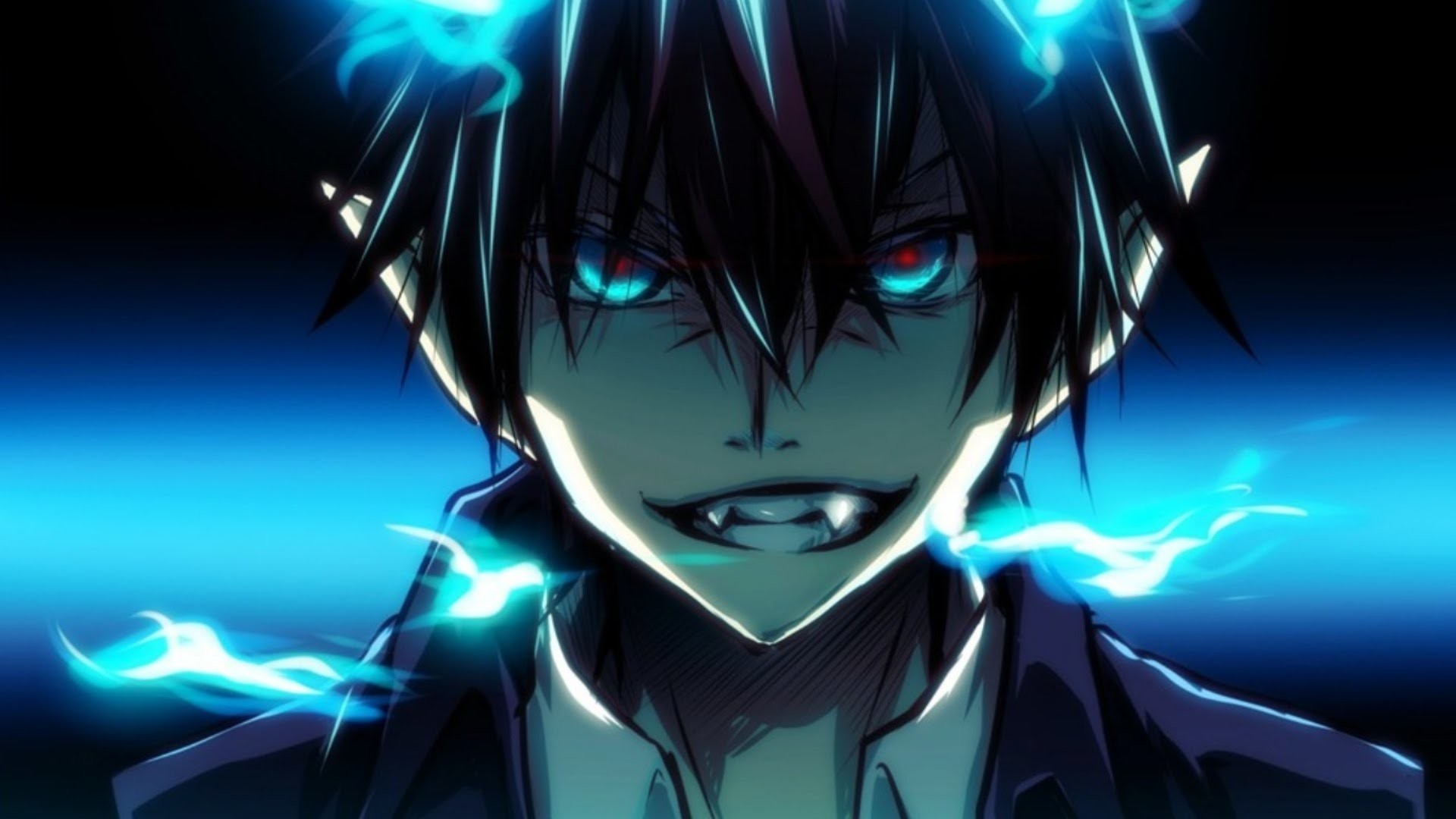 Res: 1920x1080, Blue Exorcist
