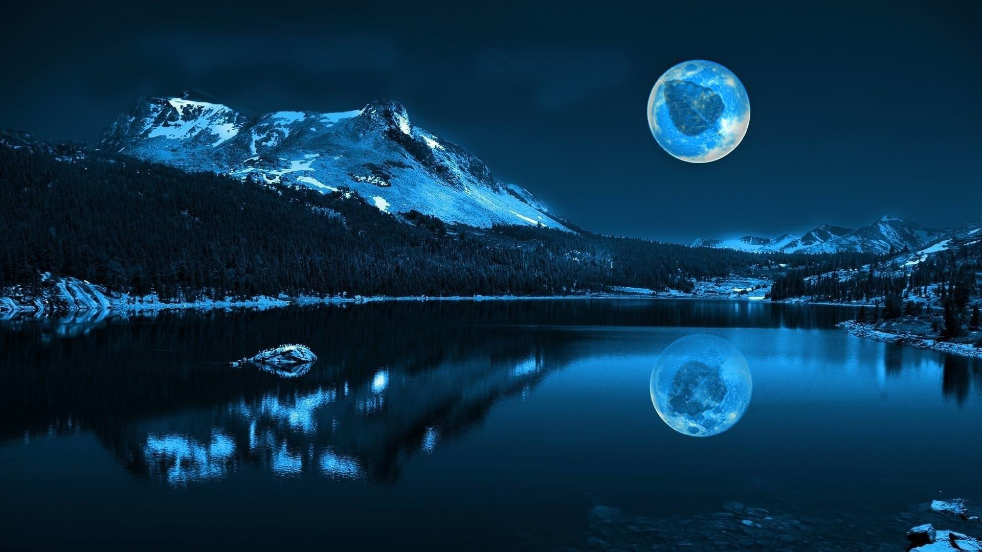 Res: 1920x1080, Awesome Moon Desktop Wallpaper ...