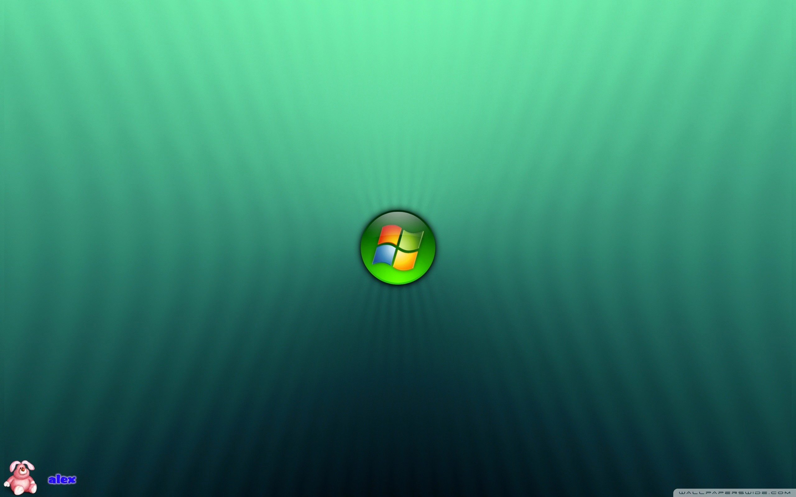 Res: 2560x1600, Minimalist Windows 10 Awesome Windows 8 Minimalist Dark Green â ¤ 4k Hd  Desktop Wallpaper for