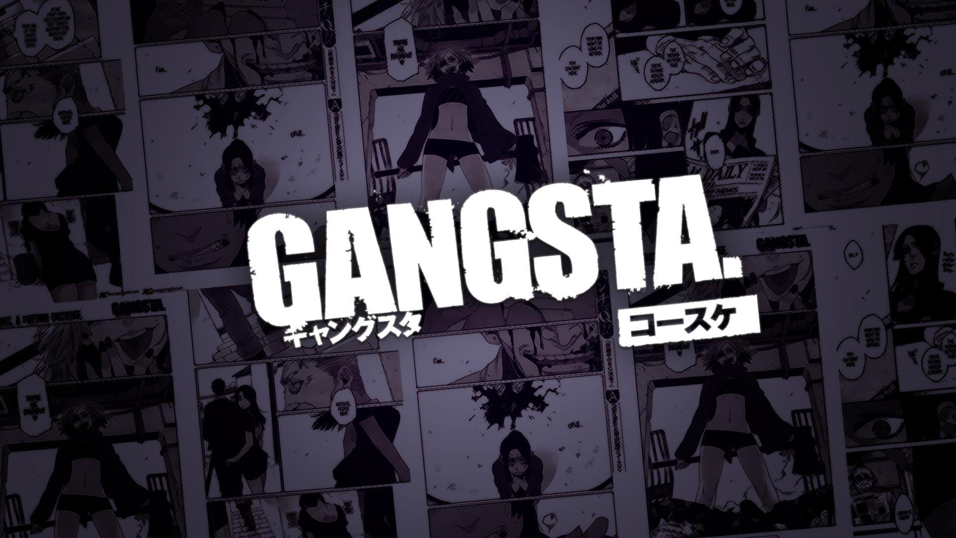 Res: 1920x1080, Anime Gangsta. Wallpaper
