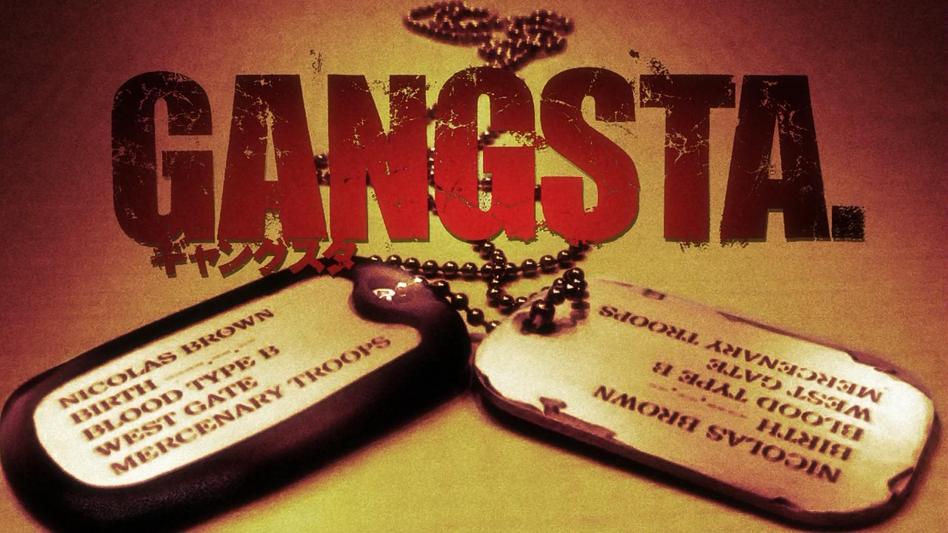 Res: 1920x1080, Gangsta Image !