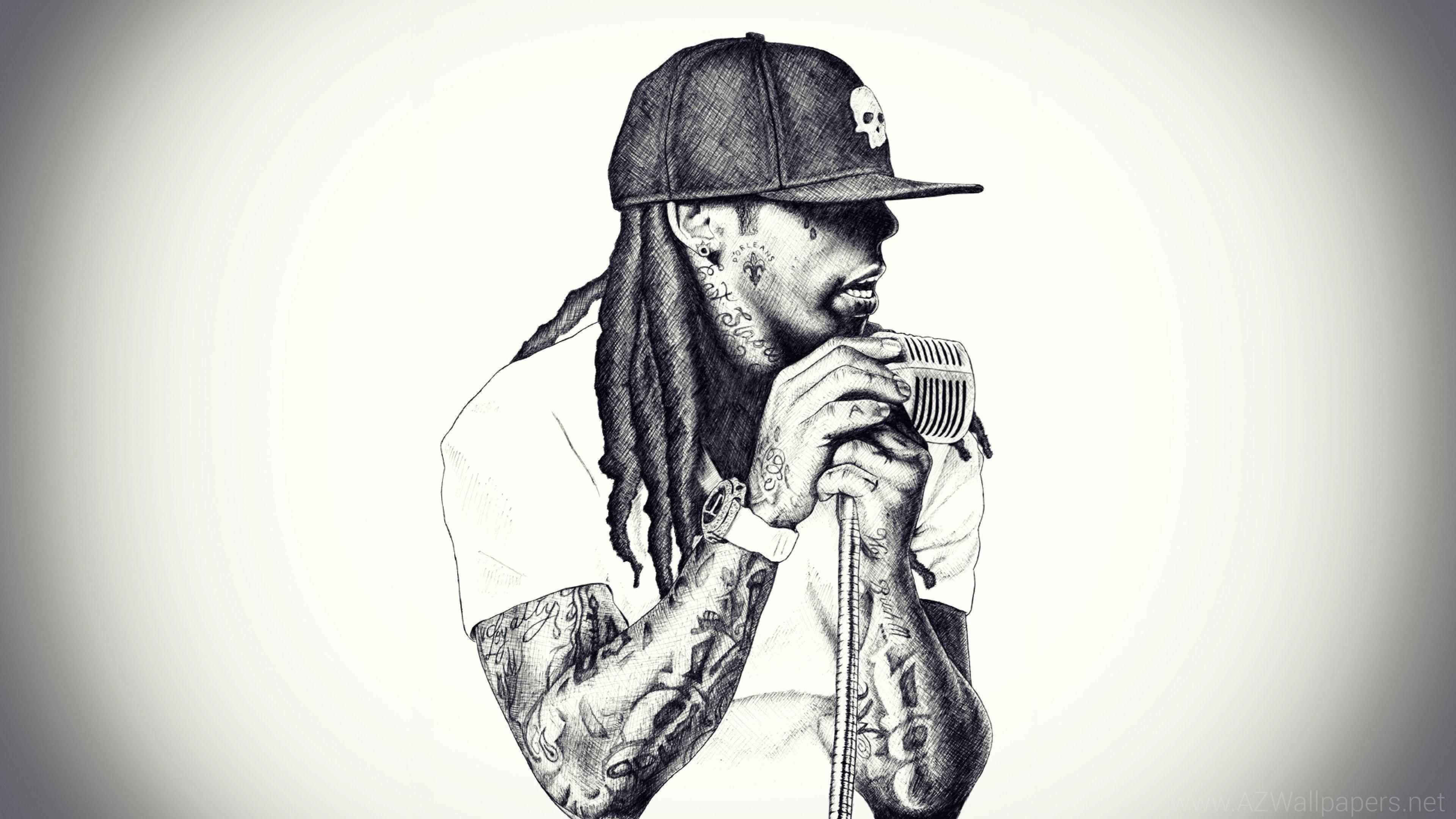 Res: 3840x2160,  Rap Rapper Hip Hop Urban Gangsta Wallpapers