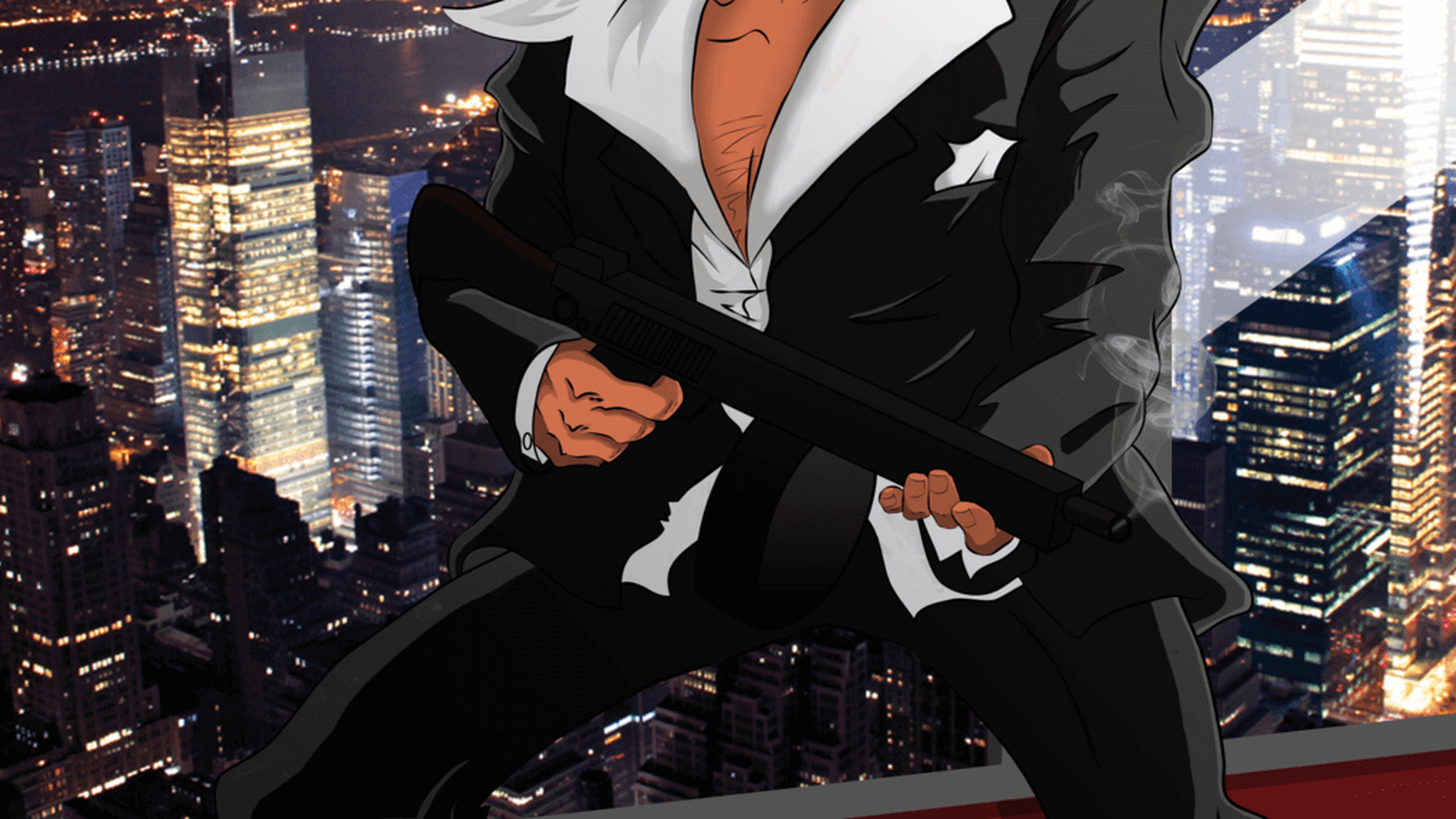 Res: 3840x2160, Gangsta 07 by Alisian Source · 4K UHD 16 9 Gangster Anime Wallpaper  Gangster Wallpaper for Phone
