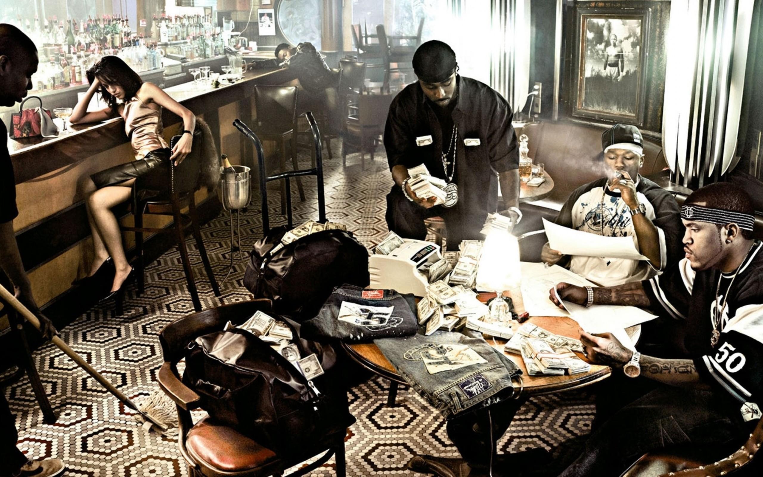 Res: 2560x1600, Gangster Rap Wallpaper G unit 50 cent gangsta rap