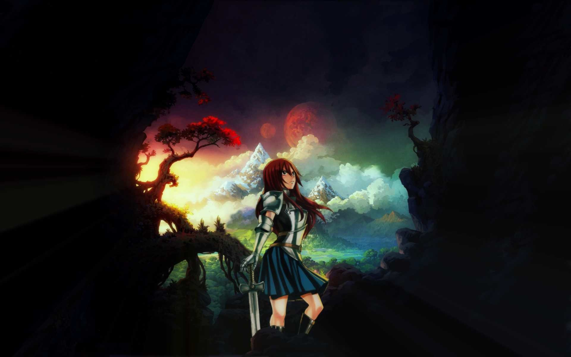 Res: 1920x1200, Hd Fairy Tail Wallpaper Dark 1080p Of Desktop Pics