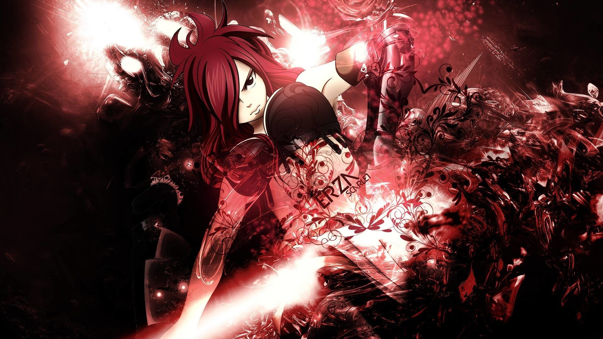Res: 1920x1080,  Fairy Tail Wallpaper Hd Erza Images & Pictures - Becuo