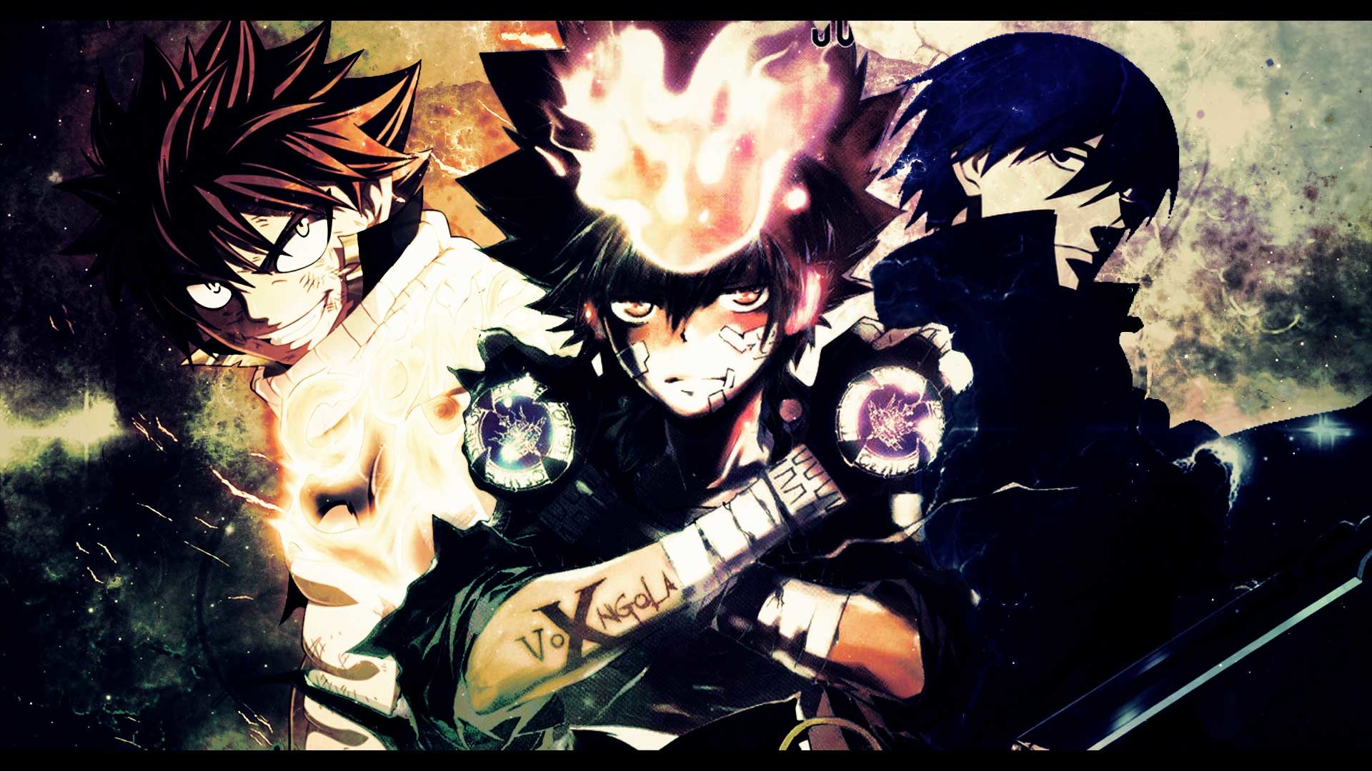 Res: 1920x1080, Adorable HDQ Backgrounds of Fairy Tail,  px for desktop and mobile