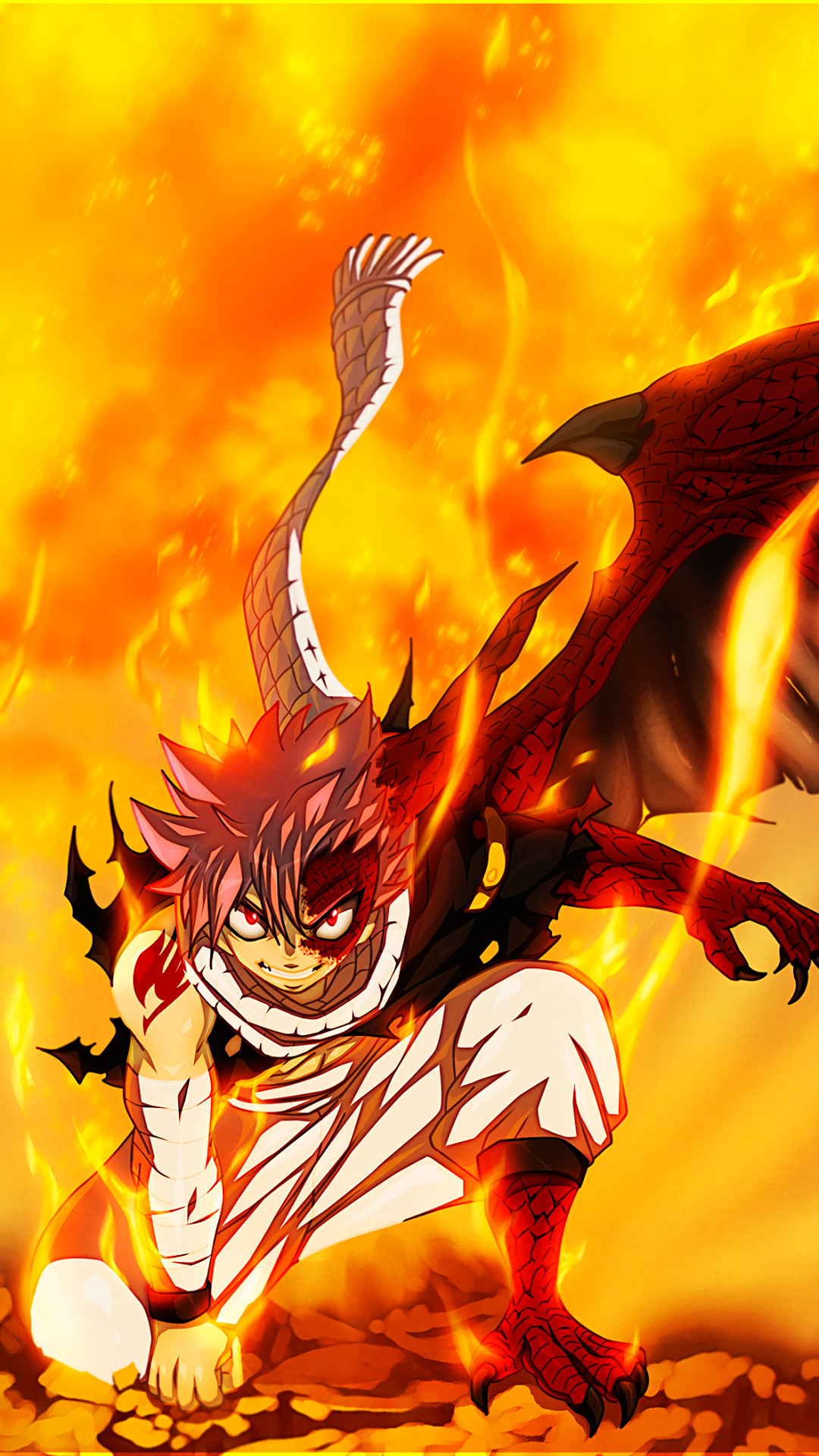 Res: 1080x1920, Fairy Tail Natsu Dragon Wallpaper Desktop Background Is Cool Wallpapers