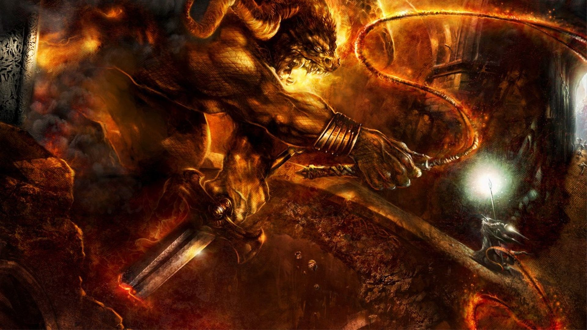 Res: 1920x1080, Download Demon Balrog Live Wallpaper for Android - Appszoom