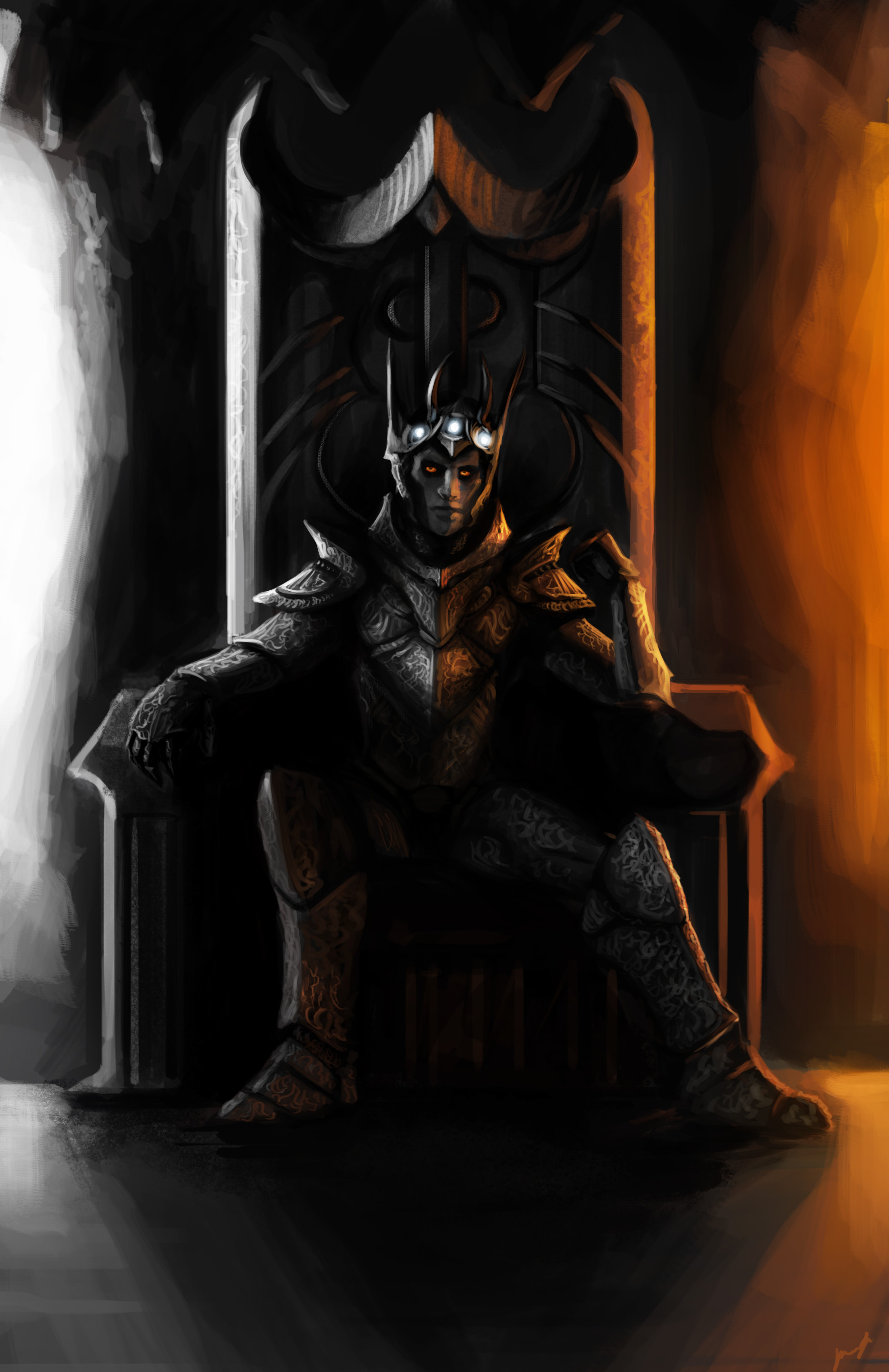 Res: 1866x2880, Morgoth by SpartanK42 Morgoth by SpartanK42