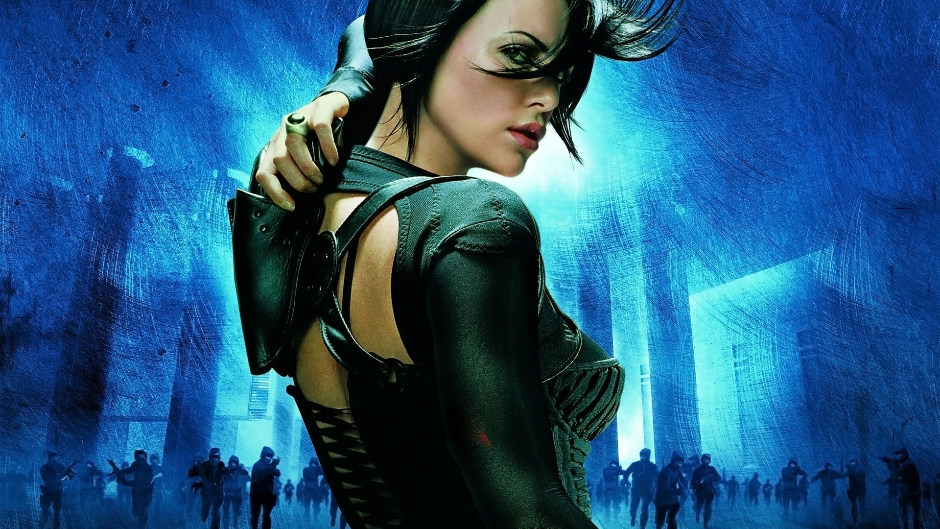 Res: 1920x1080, movies, Aeon Flux, Charlize Theron
