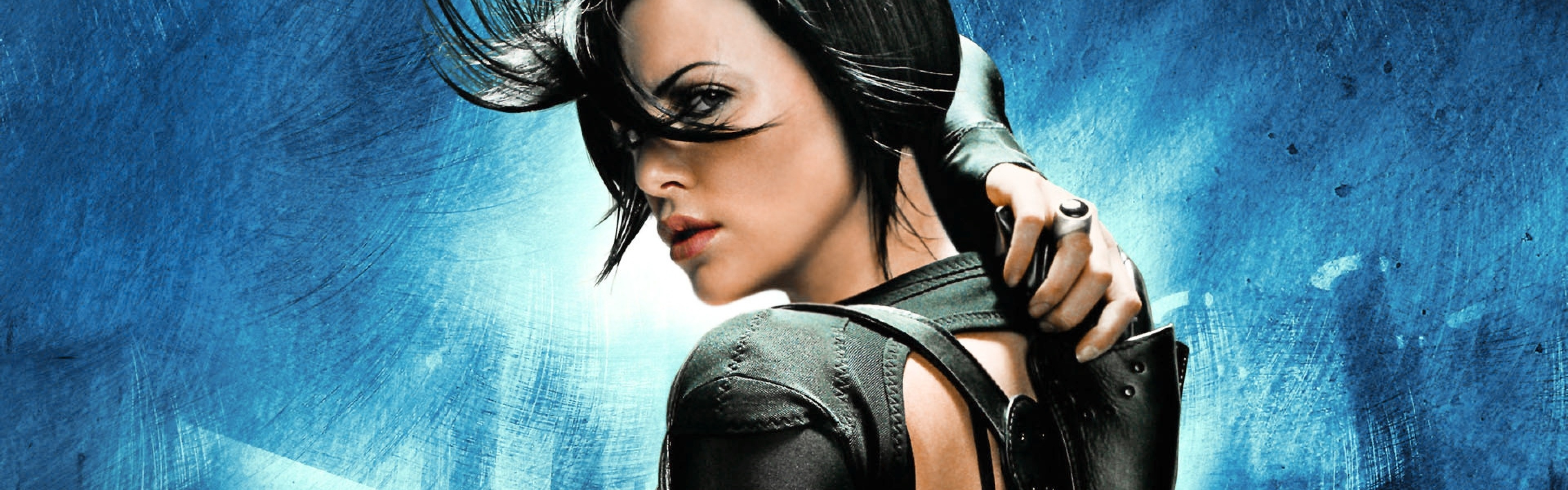 Res: 3840x1200, Aeon Flux Wallpapers 12 - 3840 X 1200