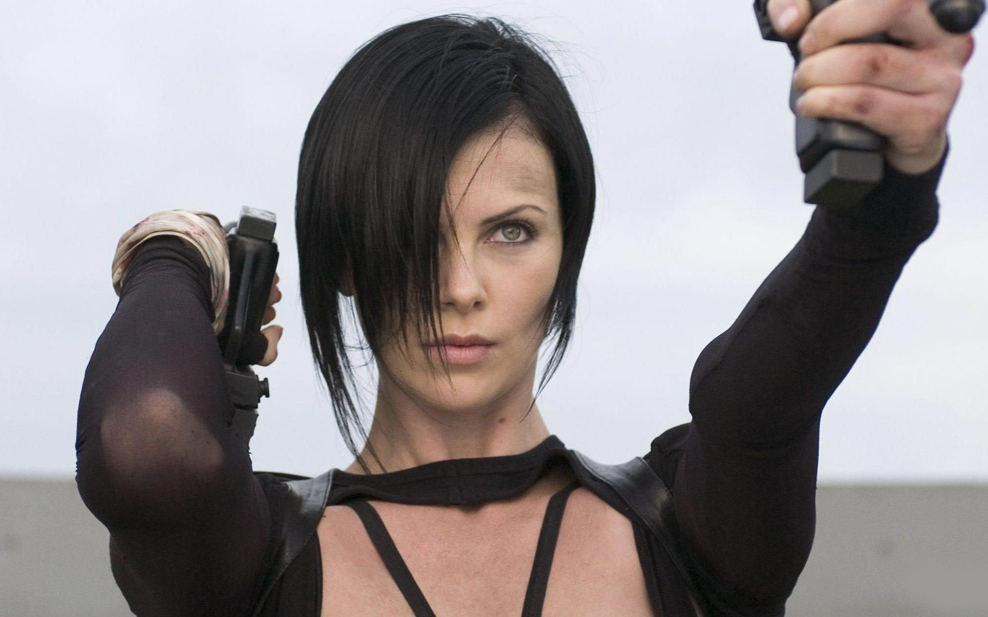 Res: 1920x1200, HD Wallpaper and background photos of Æon flux for fans of Charlize Theron  images.