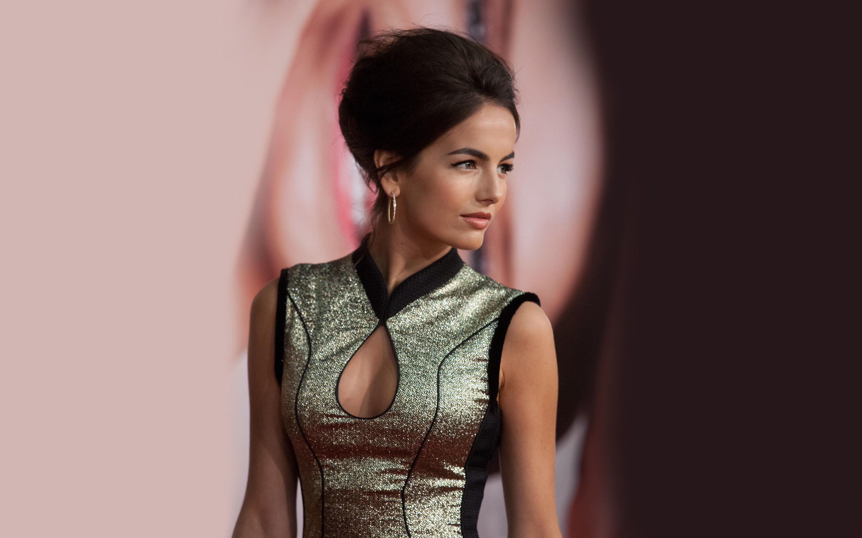 Res: 2880x1800, Camilla Belle Wallpapers 20 - 2880 X 1800