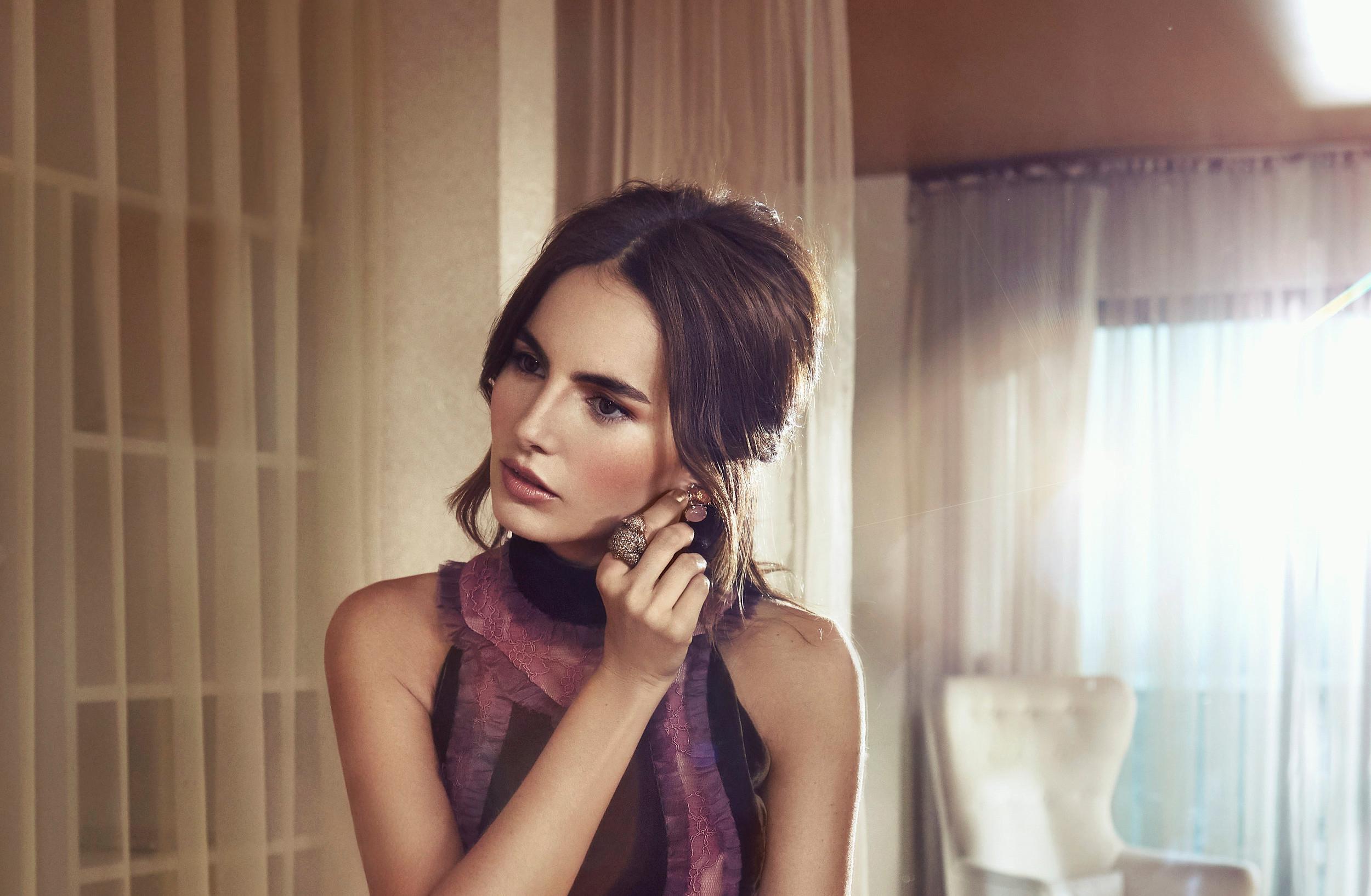 Res: 2500x1635, Camilla Belle Fashion Photoshoot