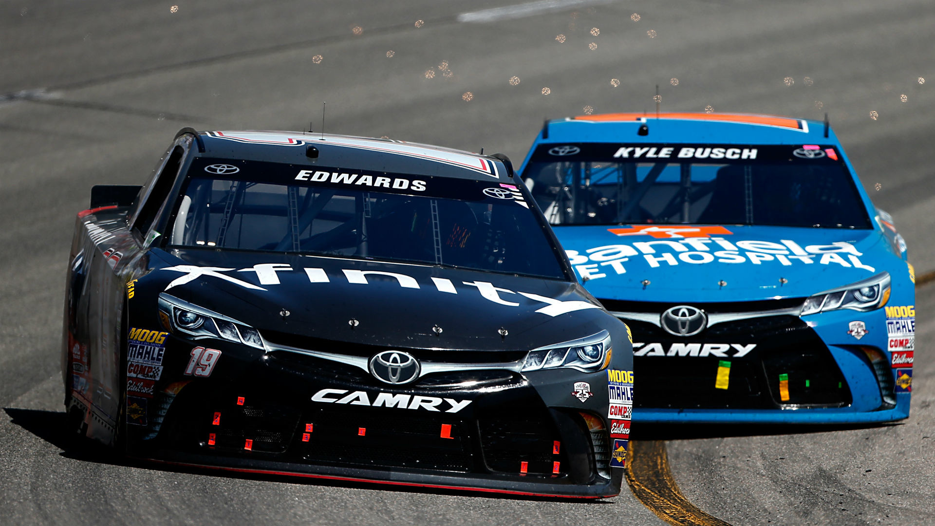 Res: 1920x1080, Carl Edwards' dramatic move saves NASCAR from another ugly mess | NASCAR |  Sporting News