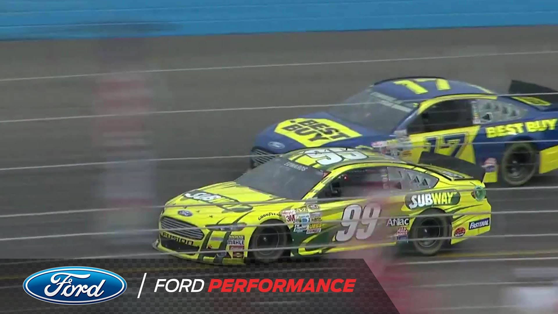 Res: 1920x1080, 2013 Ford Fusion: Carl Edwards Historic Win | NASCAR | Ford Performance