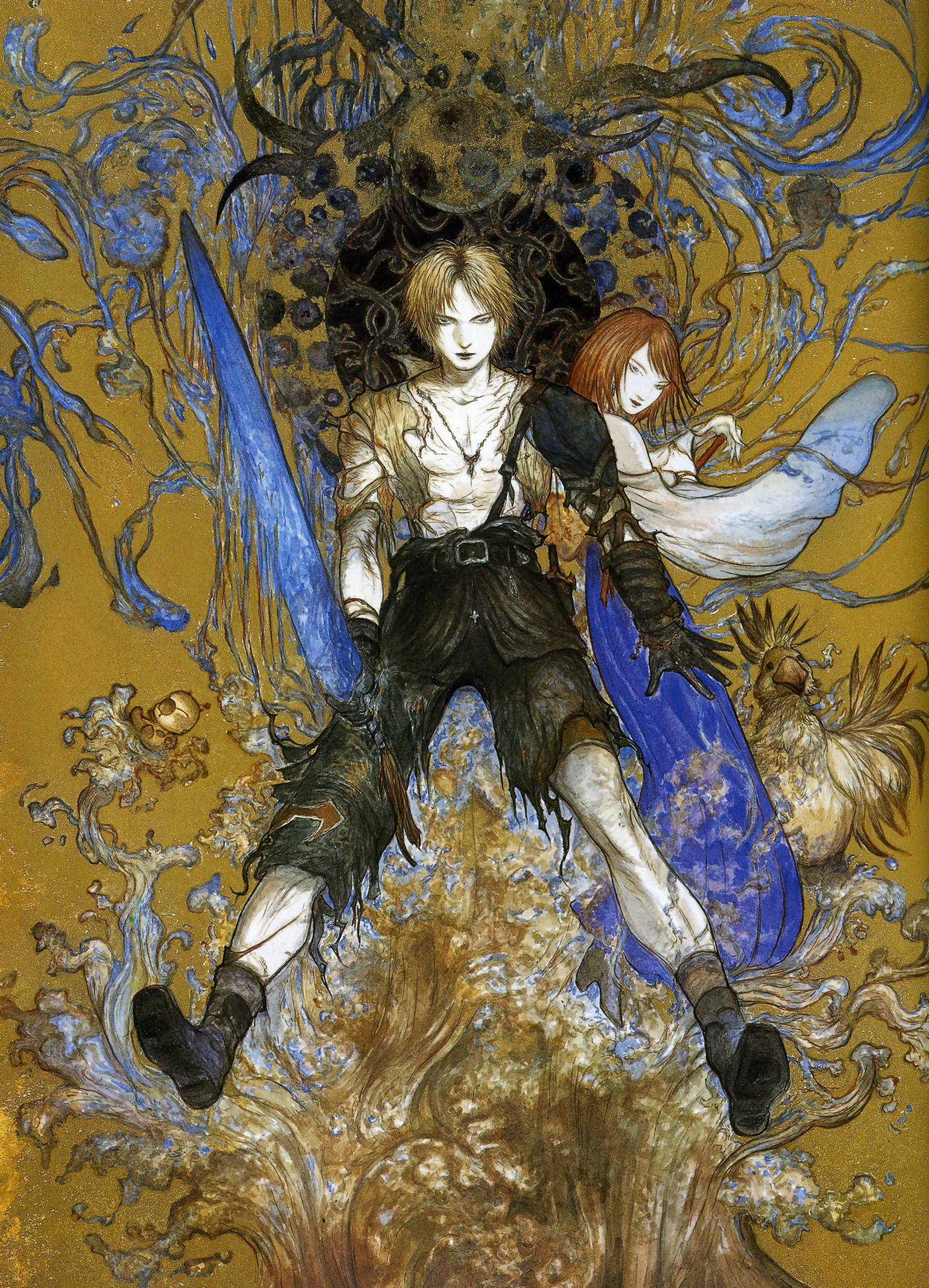 Res: 1640x2273, Final Fantasy X · download Final Fantasy X image