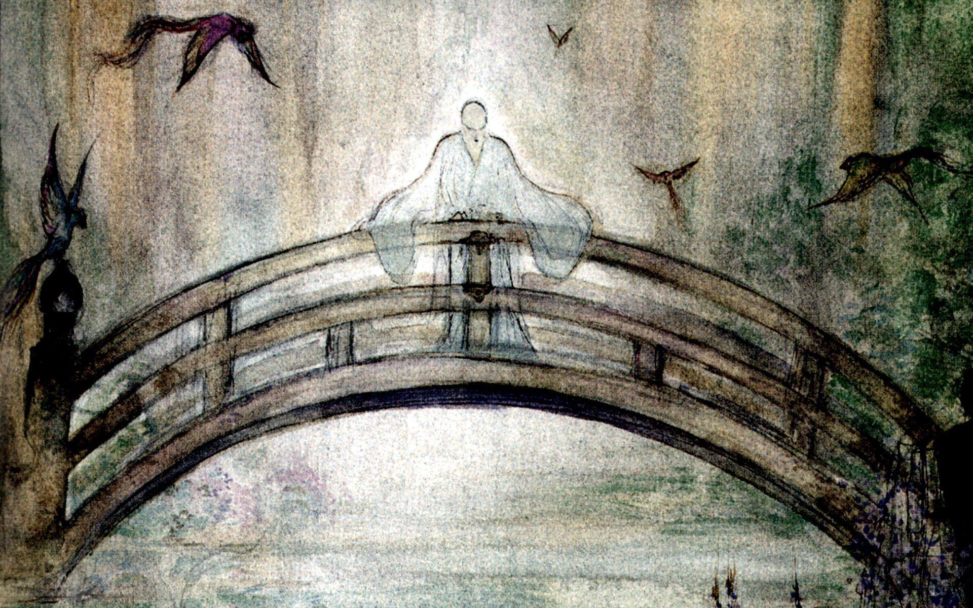 Res: 1920x1200, Related Wallpapers: yoshitaka amano wallpaper