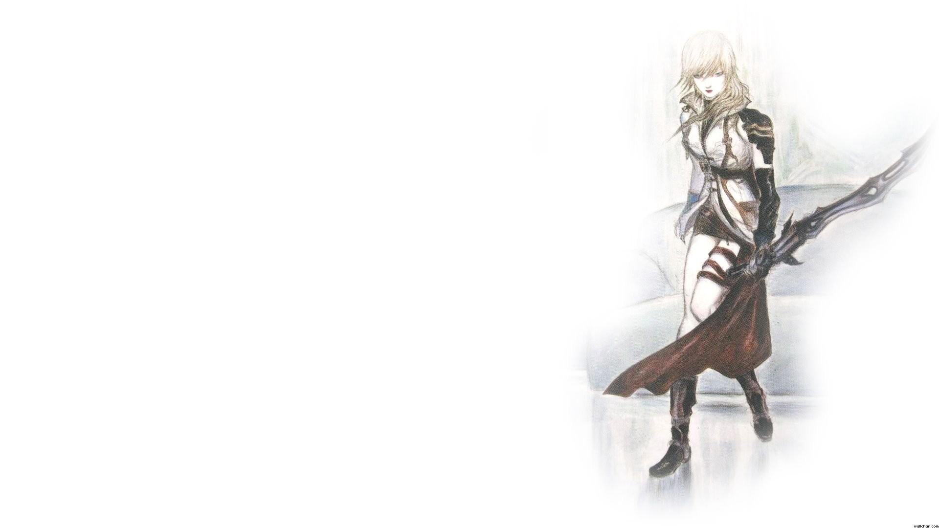 Res: 1920x1080, yoshitaka amano final fantasy xiii