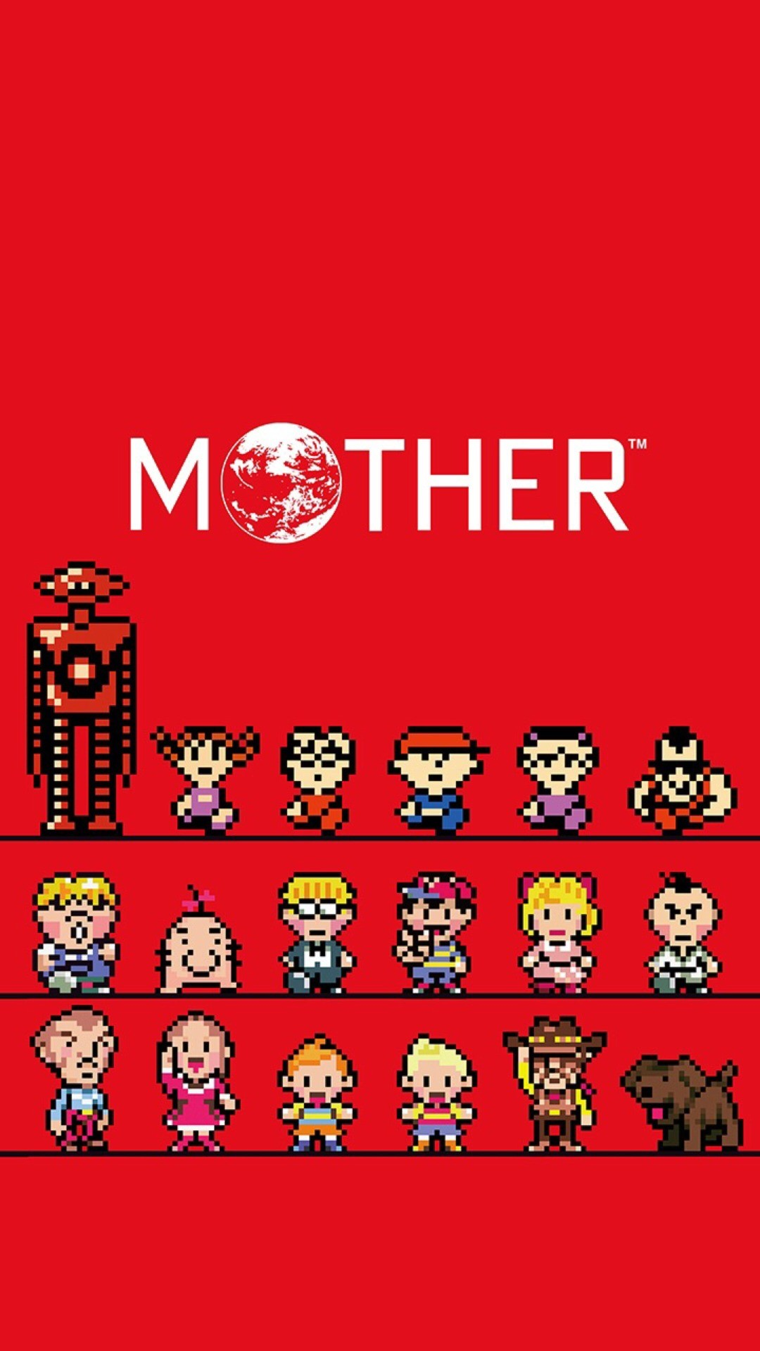 Res: 1080x1920, nintendo mother earthbound mother 2 mother 3 Io makes a post