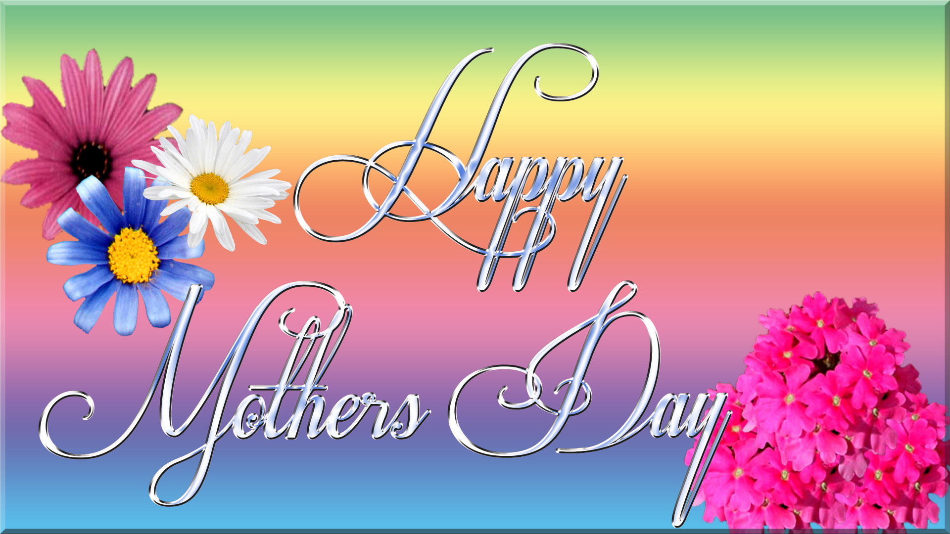 Res: 1920x1080, happy 2018 mothers day wishes hd wallpaper