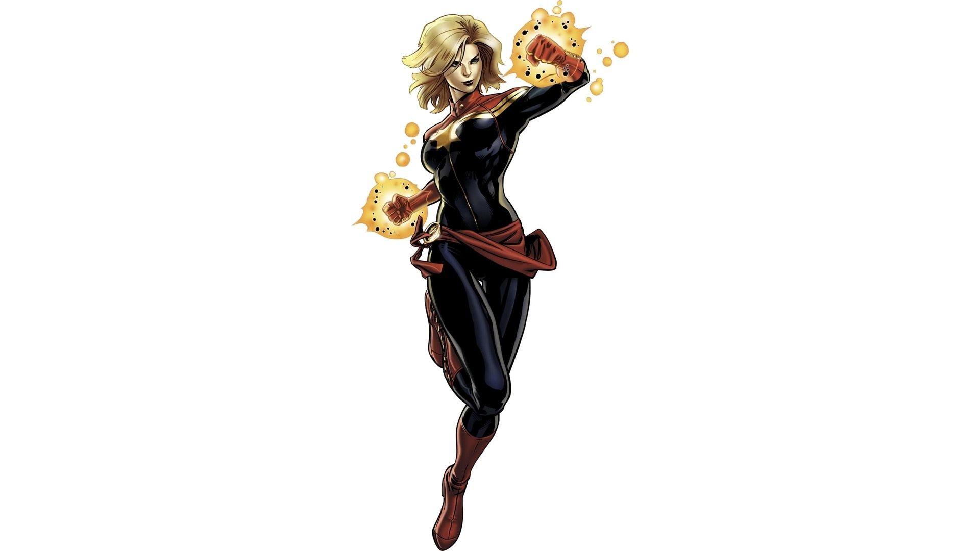 Res: 1920x1080, danvers captain marvel, ms. marvel, carol danvers, comics wallpapers