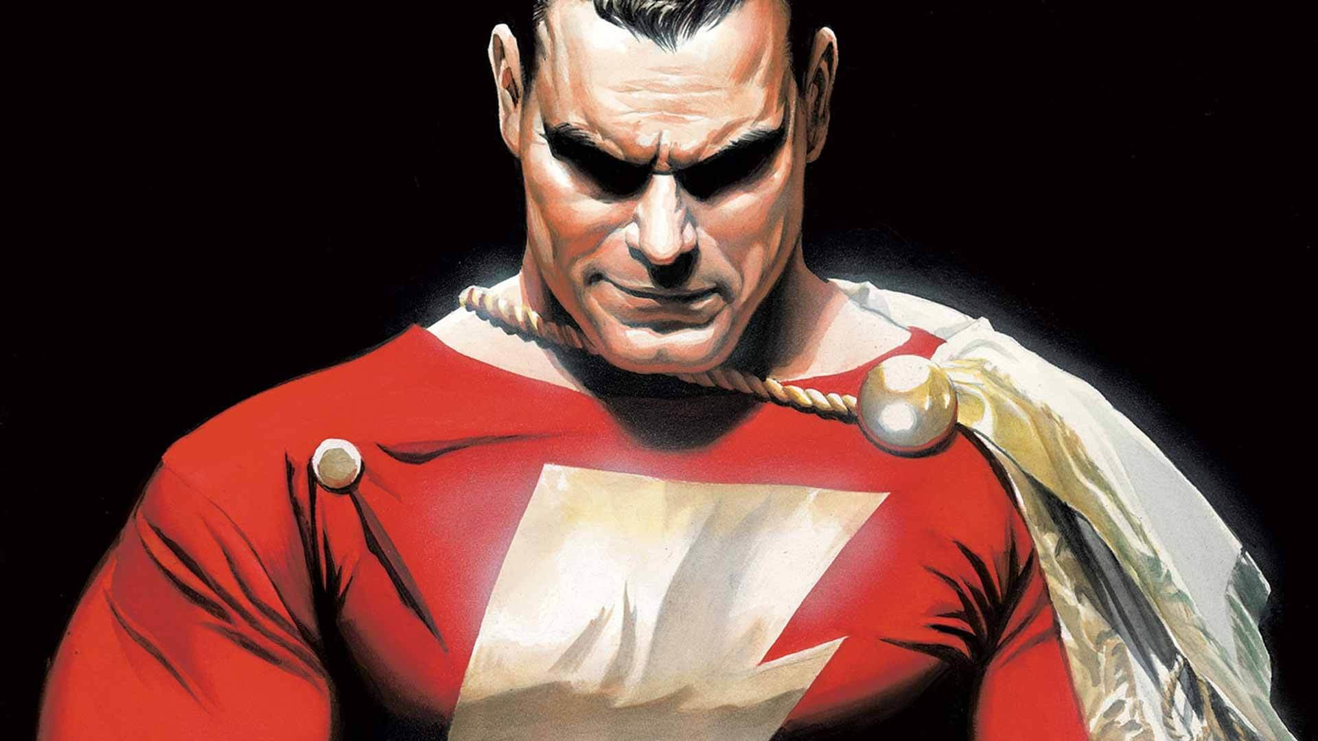 Res: 1920x1080, Superhero DC Captain Marvel (Shazam) Captain Marvel (Billy Batson) 1080p HD  Wallpaper