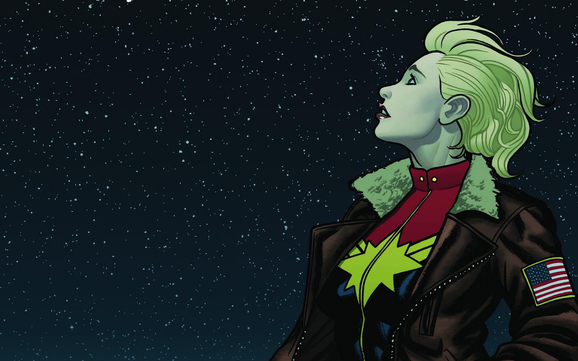 Res: 1920x1200, Captain Marvel_00c-#10 cover