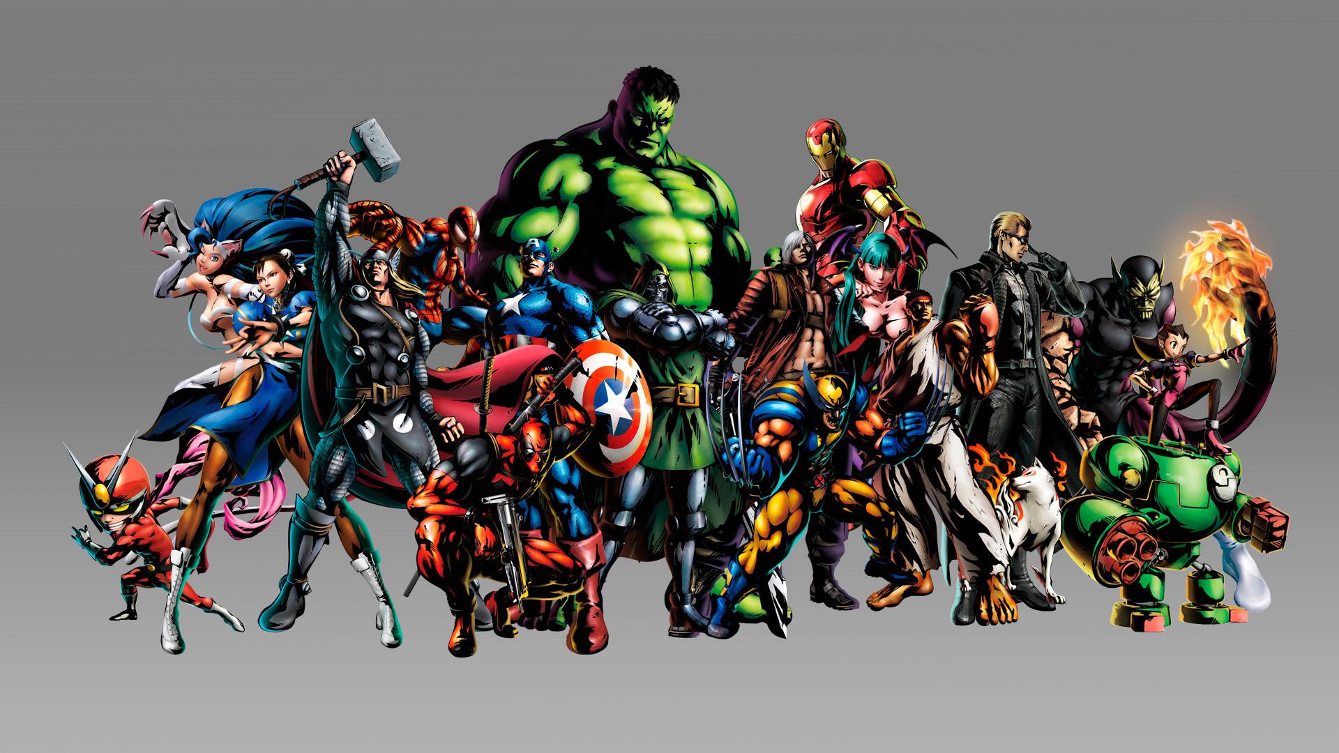 Res: 1920x1080, Marvel Wallpapers HD PixelsTalk Captain Marvel HD Wallpapers Backgrounds  Wallpaper
