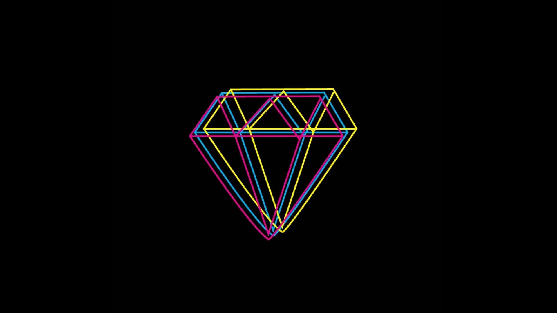 Res: 1920x1080, Neon Diamond Wallpaper   Wallpaper Studio 10   Tens of thousands HD and  UltraHD wallpapers for Android, Windows and Xbox