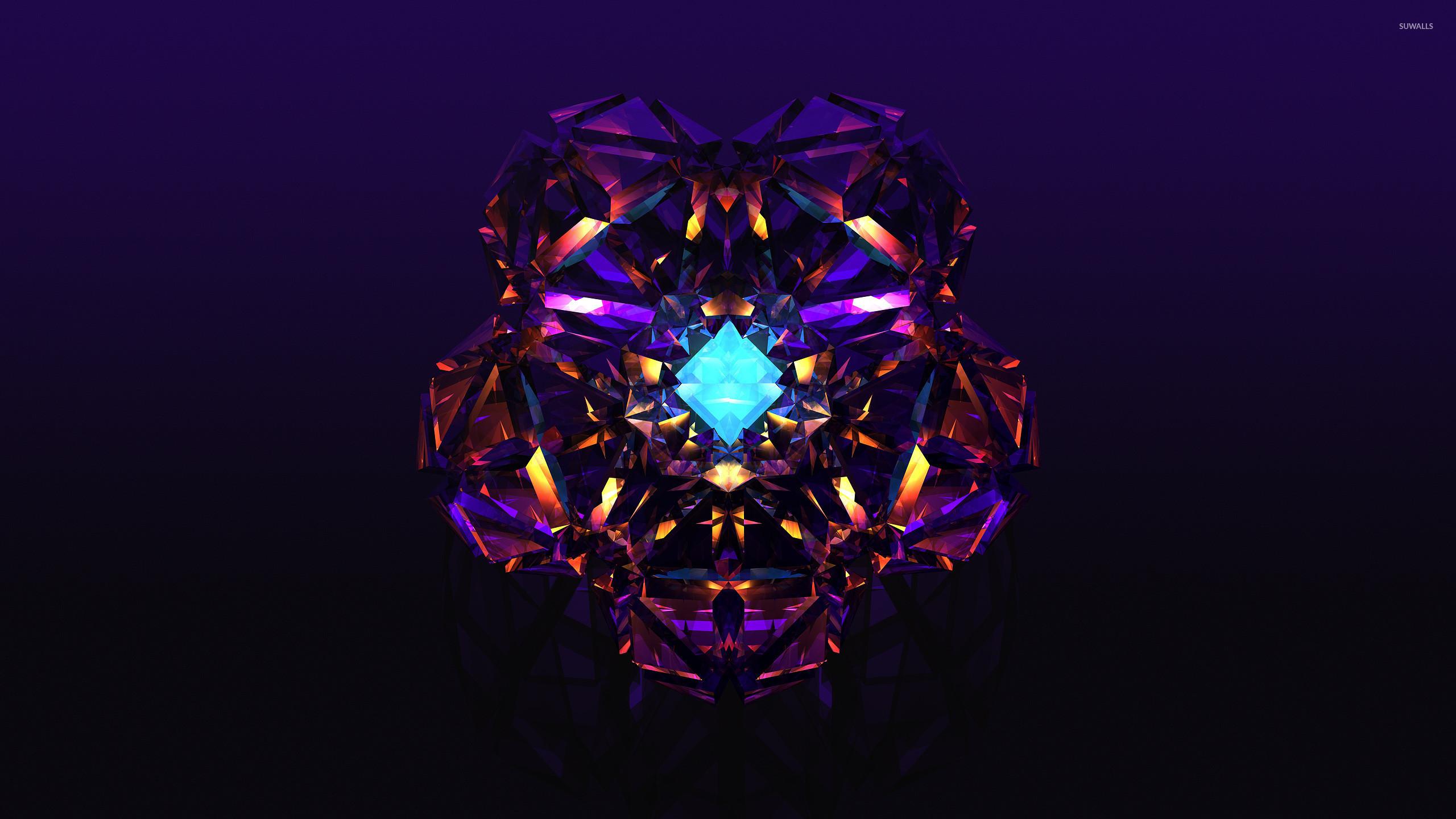Res: 2560x1440, Diamond [2] wallpaper