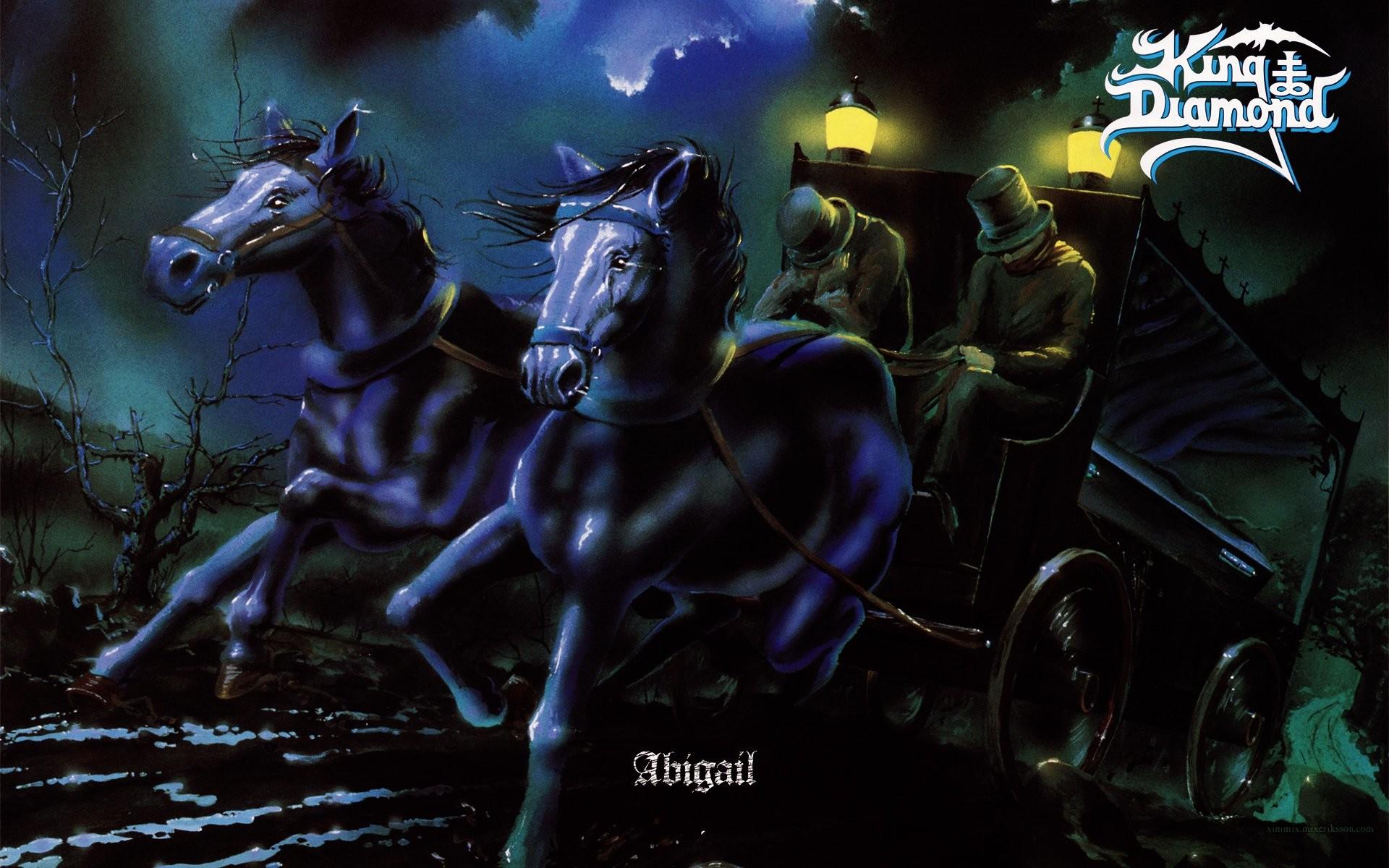 Res: 1920x1200, Music - King Diamond Heavy Metal Metal Hard Rock Album Cover Wallpaper