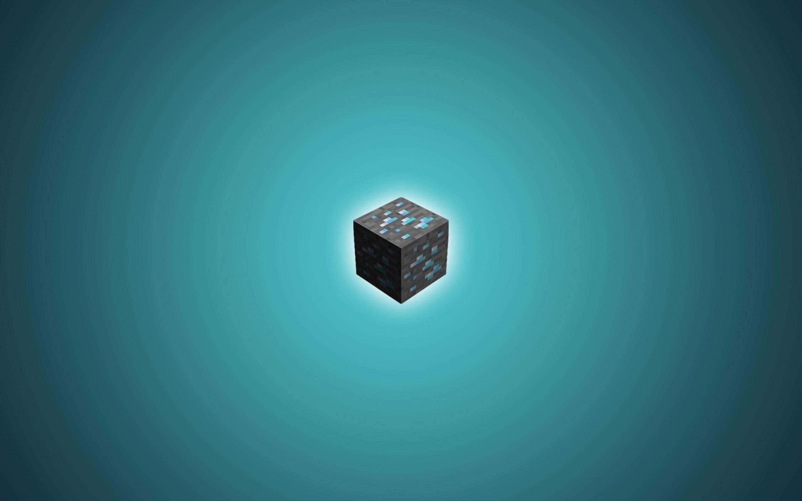 Res: 2560x1600, Minecraft Diamond Wallpapers 1080p
