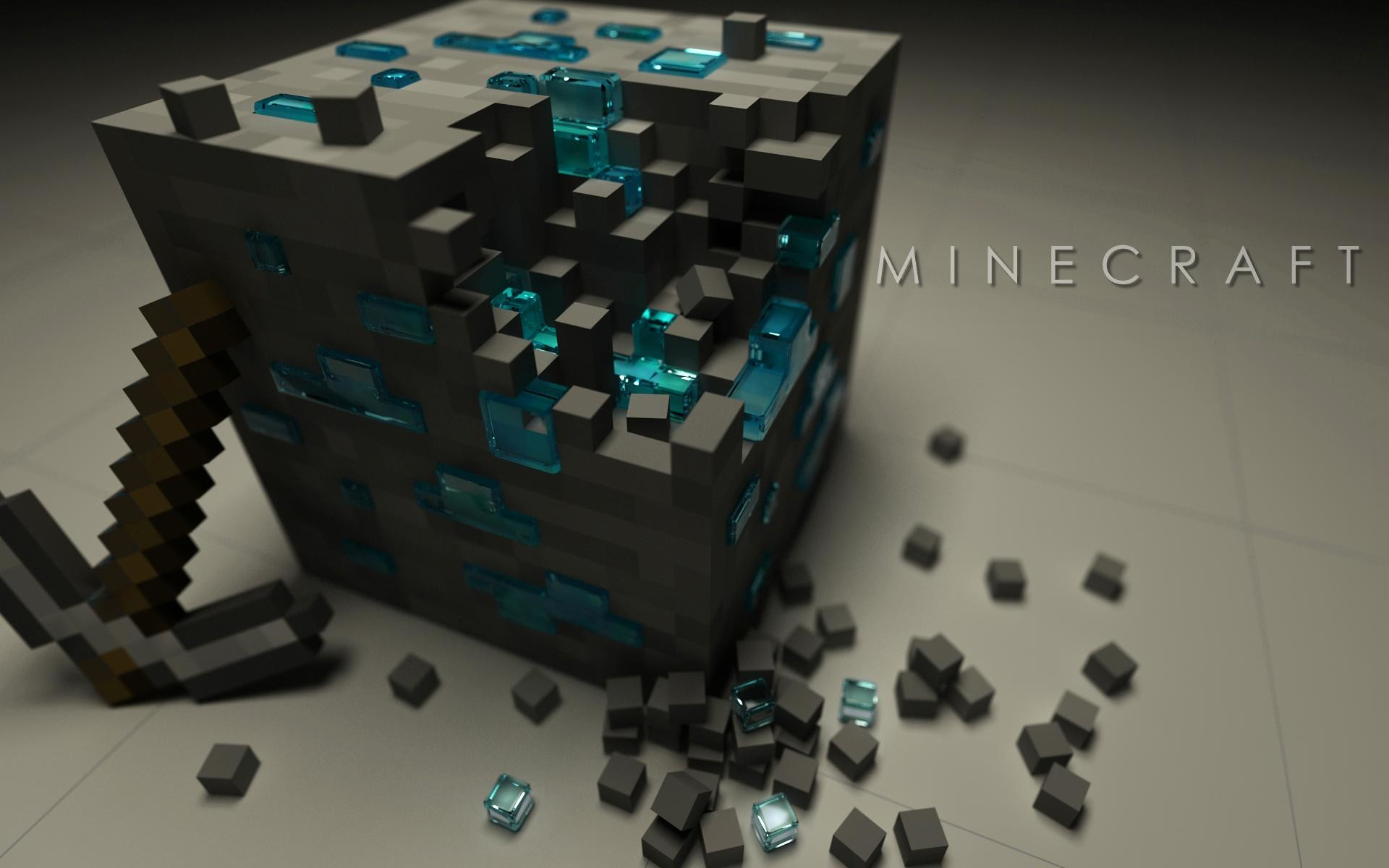 Res: 1920x1200, Minecraft Diamond Wallpapers Background