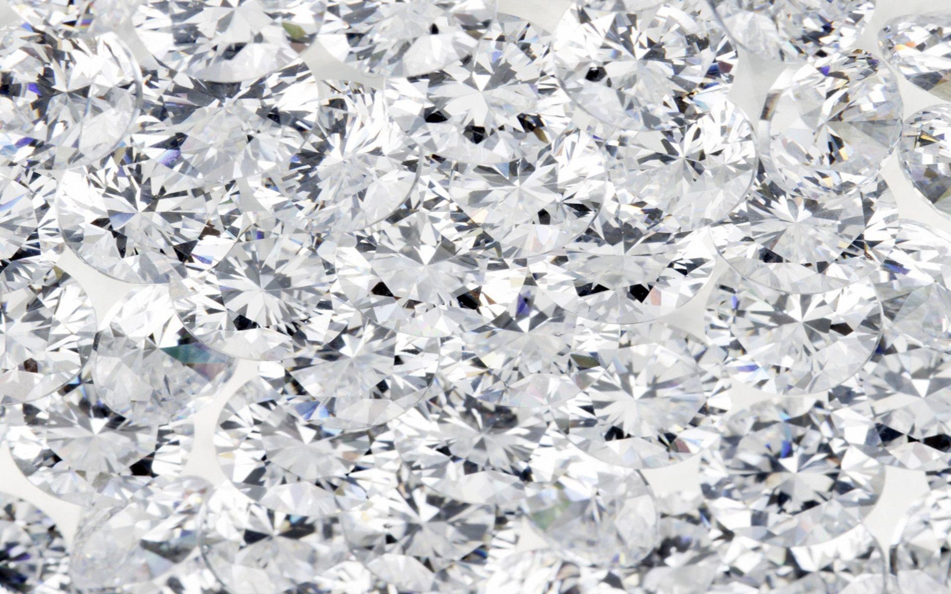 Res: 1920x1200, Shining Diamond Wallpaper