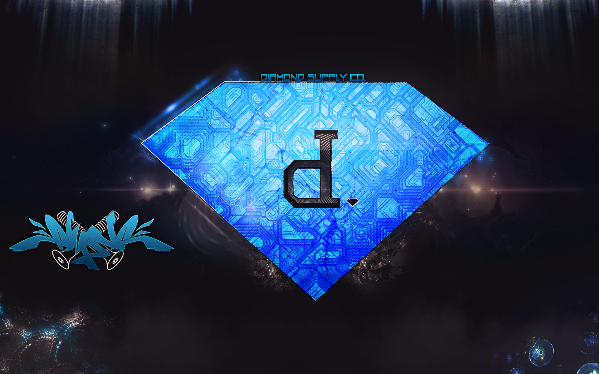 Res: 1920x1200, Wallpaper. by FlowDesiigns Diamond Supply Co. Wallpaper. by FlowDesiigns