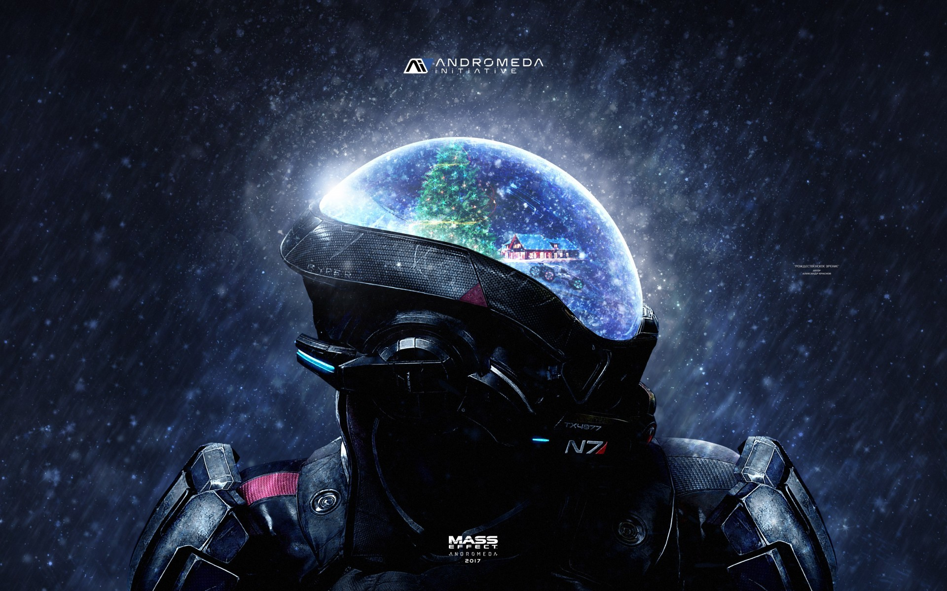 Res: 1920x1200, Games / Mass Effect: Andromeda Wallpaper